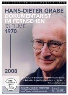 Hans-Dieter Grabe: Dokumentarist im Fernsehen, 5 DVDs