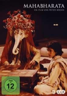 Mahabharata (1989) (OmU), 3 DVDs