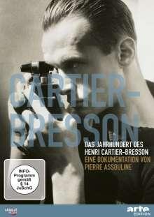 Das Jahrhundert des Henri Cartier-Bresson, DVD