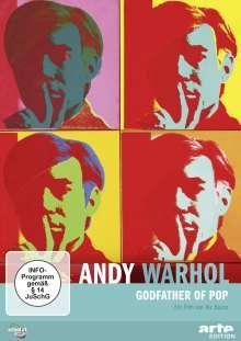 Andy Warhol - Godfather of Pop, DVD