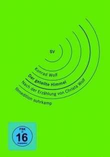 Konrad Wolf: Der geteilte Himmel, 2 DVDs