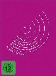 Die wiedergefundene Zeit, DVD