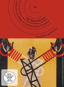 Der Neue Mensch - Aufbruch und Alltag im revolutionären Russland (OmU), 2 DVDs