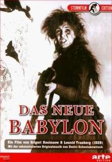 Das neue Babylon, DVD