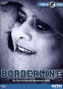 Borderline (1930), DVD