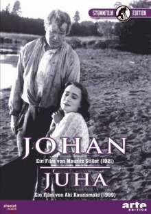Johan (1921), 2 DVDs