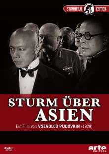Sturm über Asien, DVD