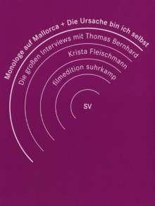 Thomas Bernhard - Die großen Interviews, DVD