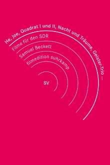 Samuel Beckett: He Joe und andere Filme für den SDR, DVD