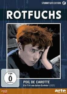 Rotfuchs (OmU), DVD