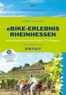 Kraft Alexander: Erlebnis-Radeln Rheinhessen, Buch