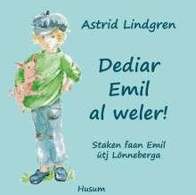 Astrid Lindgren: Dediar Emil al weler!, Buch
