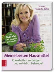 Franziska Rubin: Meine besten Hausmittel, Buch