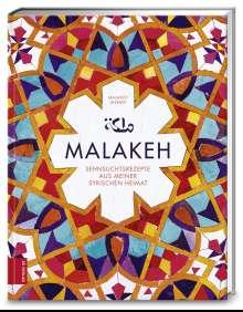 Malakeh Jazmati: Malakeh, Buch