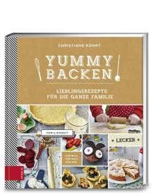 Christiane Kührt: Yummy Backen, Buch