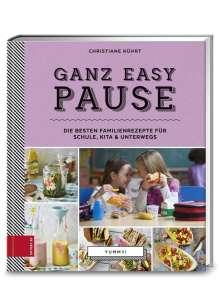 Christiane Kührt: Yummy! Ganz easy Pause, Buch