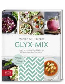Marion Grillparzer: Glyx-Mix, Buch