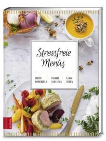 Zs-Team: Stressfreie Menüs, Buch