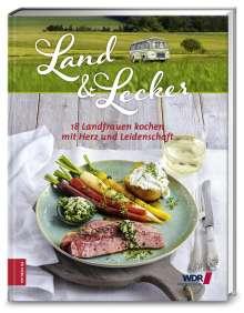 Land & lecker 4, Buch