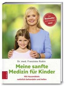 Franziska Rubin: Meine sanfte Medizin für Kinder, Buch