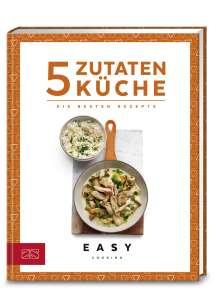 5-Zutaten-Küche, Buch