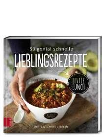 Daniel Gibisch: 50 genial schnelle Lieblingsrezepte von Little Lunch, Buch