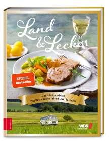 Land & lecker - das Jubiläumsbuch, Buch