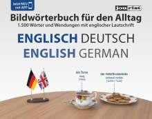 Igor Jourist: Bildwörterbuch für den Alltag Englisch-Deutsch, Buch