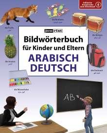 Igor Jourist: Bildwörterbuch für Kinder und Eltern Arabisch-Deutsch, Buch