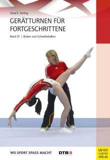 Ilona E. Gerling: Gerätturnen für Fortgeschrittene 01, Buch