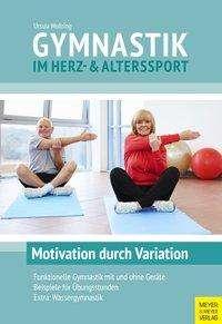 Ursula Wollring: Gymnastik im Herz- und Alterssport, Buch