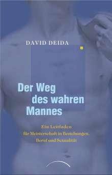 David Deida: Der Weg des wahren Mannes, Buch