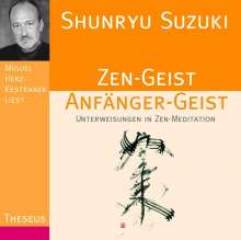 Shunryu Suzuki: Zen-Geist Anfänger-Geist CD, CD