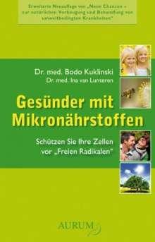 Bodo Kuklinski: Gesünder mit Mikronährstoffen, Buch