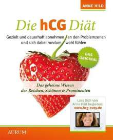 Anne Hild: Die hCG-Diät, Buch