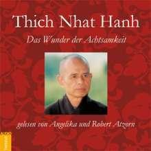 Thich Nhat Hanh: Das Wunder der Achtsamkeit, CD