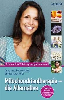 Bodo Kuklinski: Mitochondrientherapie - die Alternative, Buch