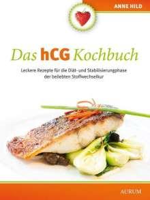 Anne Hild: Das hCG Kochbuch, Buch