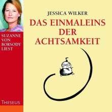 Jessica Wilker: Das Einmaleins der Achtsamkeit, CD