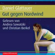 Daniel Glattauer: Gut gegen Nordwind. Sonderausgabe, 4 CDs
