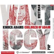 Walt Whitman: Kinder Adams / Children of Adam, 2 CDs