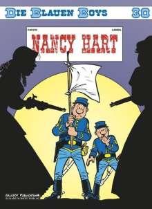 Raoul Cauvin: Die Blauen Boys 30: Nancy Hart, Buch