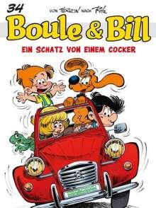 Boule und Bill, Buch