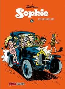 Jidéhem: Sophie Gesamtausgabe Band 5, Buch