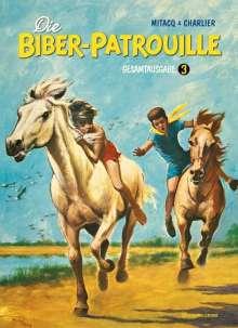 Jean-Michel Charlier: Die Biber-Patrouille - Band 3, Buch