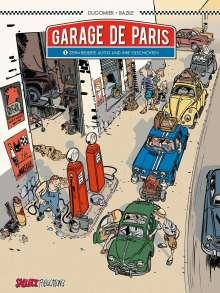 Vincent Dugommier: Garage de Paris, Buch