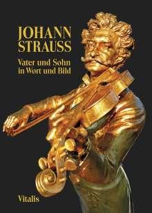 Juliana Weitlaner: Johann Strauss, Buch