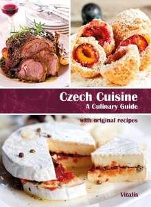 Harald Salfellner: Czech Cuisine, Buch