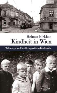 Helmut Birkhan: Kindheit in Wien, Buch