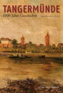 Heiner Lück: Tangermünde, Buch